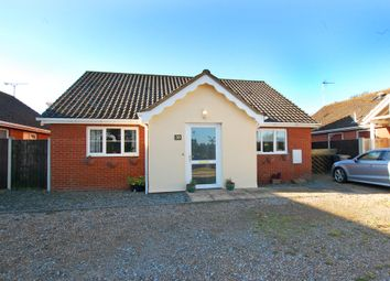 Thumbnail 3 bed detached bungalow for sale in Green Lane, Reydon, Southwold