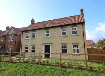 Thumbnail 5 bedroom detached house for sale in Lincoln Road, Dunholme, Lincoln