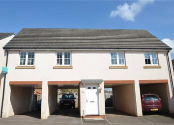 Thumbnail 2 bed flat for sale in Swallow Way, Cullompton, Devon
