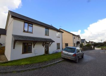 Thumbnail 4 bedroom detached house for sale in Bishops Meadow, Morchard Bishop, Crediton, Devon