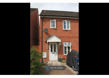 Thumbnail 2 bed semi-detached house to rent in Pattison Place, Oxford