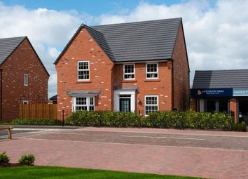 """Thumbnail 4 bed detached house for sale in """"Holden"""" at Black Firs Lane, Somerford, Congleton"""