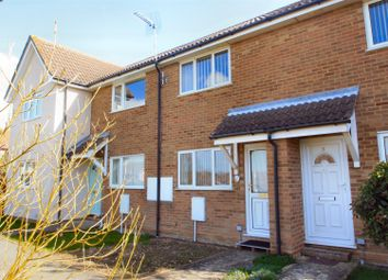 Thumbnail 1 bed terraced house to rent in Rowell Close, Haverhill