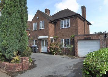 Thumbnail 3 bed detached house for sale in Grassmoor Road, Birmingham