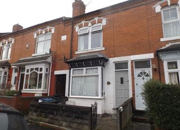 Thumbnail 3 bed terraced house for sale in Katherine Road, Bearwood, West Midlands
