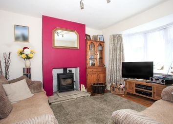 Thumbnail 2 bed semi-detached house for sale in North Street, Stanground, Peterborough