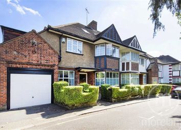 Thumbnail 6 bed semi-detached house for sale in Fernside, Finchley Road, Golders Green