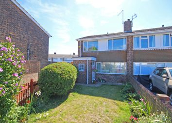 Thumbnail 3 bed end terrace house for sale in Gravelly Crescent, Lancing