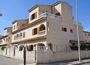 Thumbnail 3 bed town house for sale in Spain, Valencia, Alicante, Santa Pola