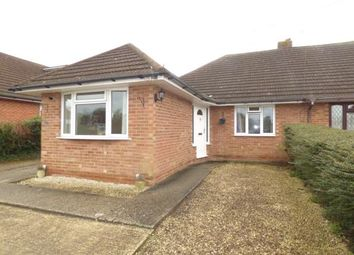 Thumbnail 3 bed bungalow for sale in St. Vincent Crescent, Horndean, Waterlooville