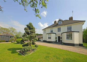 Thumbnail 5 bed detached house for sale in Deeves Hall Lane, Ridge, Shenley