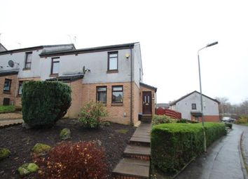 Thumbnail 2 bed end terrace house for sale in Springfield Park, Johnstone