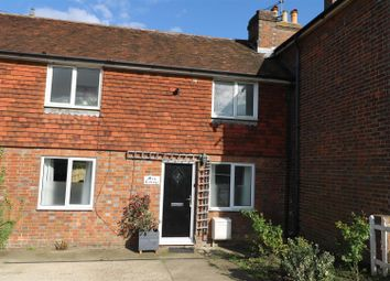 3 bed terraced house for sale in Crockhurst Street, Tudeley, Tonbridge TN11