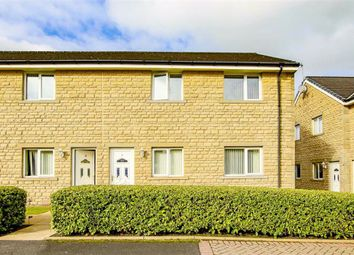 Thumbnail 2 bed flat for sale in Lea Bank Mews, Nelson, Lancashire