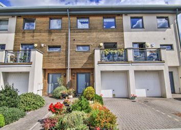 Thumbnail 4 bed town house for sale in St Catherine's Court, Maritime Quarter, Swansea