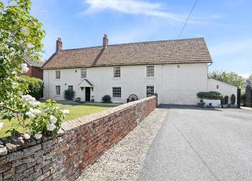 Thumbnail 6 bed detached house for sale in Pound Farm House, Horse Road, Hilperton Marsh, Trowbridge, Wiltshire