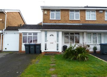 Thumbnail 2 bedroom property for sale in Willmore Grove, Kings Norton, Birmingham
