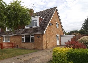 Thumbnail 3 bedroom property to rent in Granta Road, Sawston, Cambridge