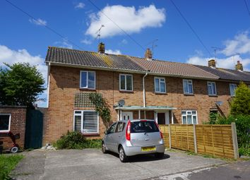 Thumbnail 3 bed end terrace house for sale in Raleigh Way, Goring-By-Sea, Worthing