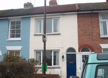Thumbnail 4 bedroom terraced house to rent in Goodwood Road, Southsea