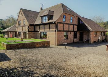 Thumbnail 6 bed detached house for sale in Main Road, Ravenshead