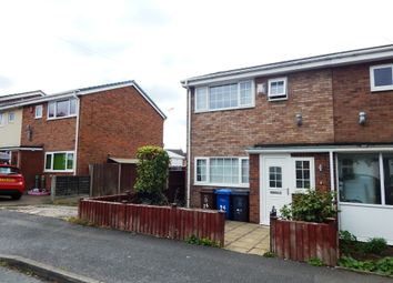 Thumbnail End terrace house for sale in Manor Rise, Burntwood