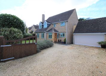 Thumbnail 4 bed detached house for sale in Church Street, Weston Subedge, Chipping Campden