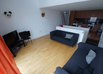 Thumbnail 3 bed terraced house to rent in Electric Wharf, Coventry