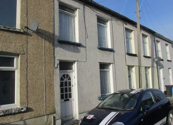 Thumbnail 3 bed terraced house for sale in Thomas Street, Aberfan, Merthyr Tydfil