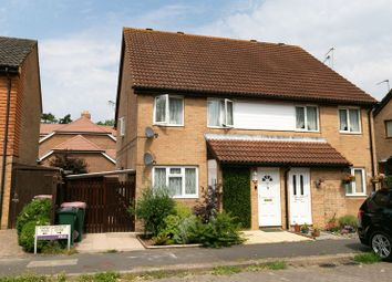 Thumbnail 1 bed maisonette for sale in Lancelot Close, Ified, Crawley, West Sussex