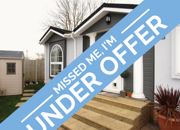 Thumbnail 1 bed bungalow for sale in Magnolia Walk, Herne Bay