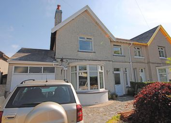 Thumbnail 3 bed semi-detached house for sale in Ridgeway Road, Onchan, Isle Of Man