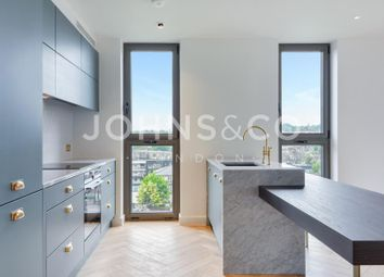Thumbnail 2 bed flat to rent in West End Lane, London