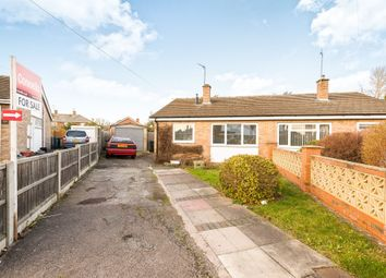 Thumbnail 2 bed semi-detached bungalow for sale in Tayson Way, Malvern