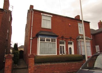 Thumbnail 2 bed semi-detached house for sale in St James Road, Oldbury