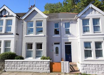 Thumbnail 3 bedroom terraced house for sale in Trelawney Road, Peverell, Plymouth
