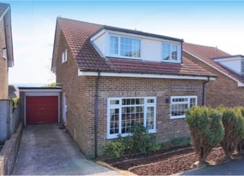 Thumbnail 3 bed detached house for sale in Highdown, Weymouth