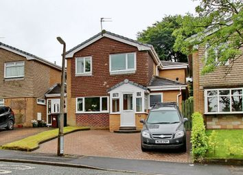 Thumbnail 4 bed detached house for sale in Sandgate Road, Whitefield, Manchester