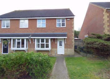 Thumbnail 3 bed semi-detached house to rent in Clarendon Drive, Strood, Rochester