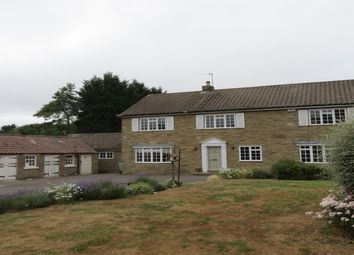Thumbnail 4 bed detached house to rent in Sawdon, Scarborough