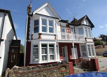 Thumbnail 2 bed flat to rent in Inverness Avenue, Westcliff On Sea, Essex