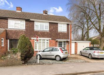 Thumbnail 3 bedroom semi-detached house for sale in Field Avenue, Blackbird Leys, Oxford