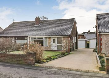Thumbnail 2 bed semi-detached bungalow for sale in Higher Cleggswood Avenue, Hollingworth Lake, Littleborough