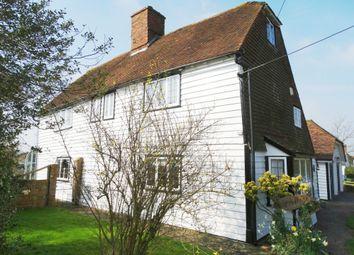 Thumbnail 4 bedroom detached house to rent in Bell Lane, Staplehurst, Tonbridge