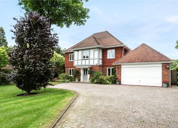 Thumbnail 5 bed detached house for sale in Verran Road, Camberley, Surrey