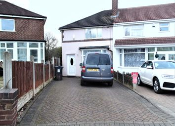 Thumbnail 2 bed semi-detached house for sale in Melcote Grove, Great Barr