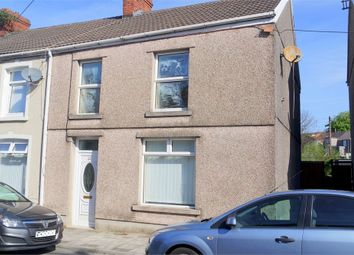 Thumbnail 3 bedroom end terrace house for sale in Ewenny Road, Maesteg, Mid Glamorgan