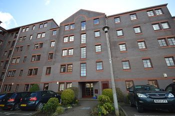 Thumbnail 2 bed flat to rent in Orchard Brae Avenue, Edinburgh Available 15th June