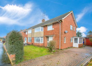 Thumbnail 3 bed semi-detached house for sale in Ullswater Road, Kettering