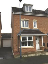 Thumbnail 3 bedroom town house for sale in Pennyroyal Road, Stockton-On-Tees